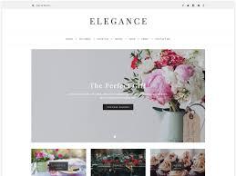 Elegance by Elegance Wordpress Blog Theme