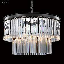 Moder Chandelier R Moder 96336 Europa 8 Light Crystal Chandelier