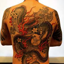 tattoo dragon full back 95 breathtaking dragon tattoos and designs for you