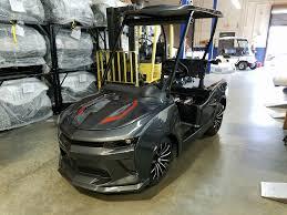 fore 2017 chevy camaro fifty golf cart camarosix