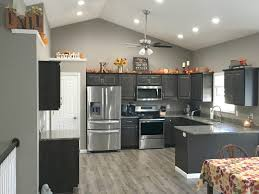 how to decorate above kitchen cabinets for fall fall decor for above your cabinets kibler