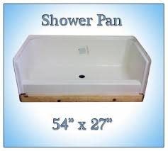 bath tubs and showers for mobile home manufactured housing