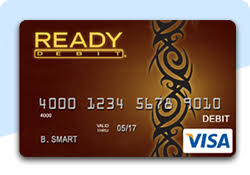 ready prepaid card readydebit visa prepaid card review finder credit cards