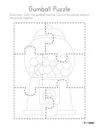 printable jigsaw puzzles to cut out for kids animals 11 coloring