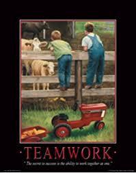 amazon com farmall case ih tractor motivational poster art print