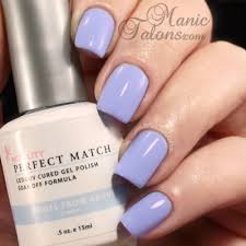 perfect match colors lechat perfect match angel from above nailed it pinterest mani