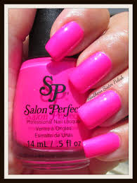 southern sister polish salon perfect neon pop collection swatch
