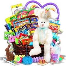 pre filled easter baskets unique personalized theme easter basket ideas for a