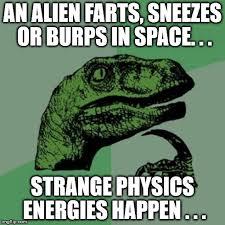 Physic Meme - philosoraptor meme imgflip