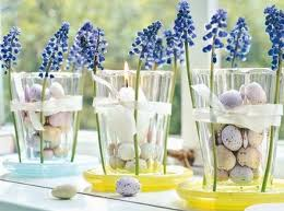 beautiful easter table decorations