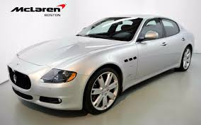 used maserati granturismo for sale 2011 maserati quattroporte s for sale in norwell ma 059641