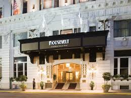 Map Of Hotels In New Orleans by The Roosevelt Hotel New Orleans La Booking Com