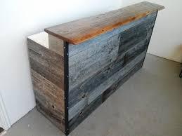 Diy Reception Desk Barnboardstore Com