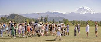 Wild Fire Enumclaw by Seattle Polo Party Enumclaw Washington Visit Rainier