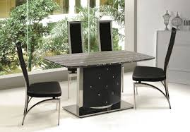 Black Marble Dining Room Table by Marble Dining Table For Right Occasion Inspirations Room Furniture