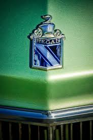 1973 buick regal ornament photograph by reger