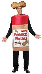 peanut butter jar tunic costume buycostumes com