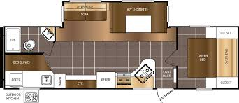 Open Range 5th Wheel Floor Plans Rentals Alpin Haus Rv Amsterdam New York