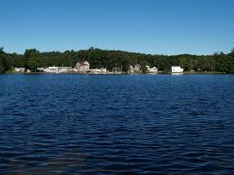 Massachusetts lakes images Panoramio photo of cedar lake sturbridge ma jpg