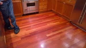 cherry floors keep stain or replace