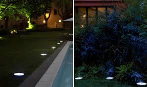 Led Patio Lights Led Lighting Attractive And Fascinating Examples Of Led Outdoor