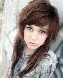 whats choppy hairstyles 67 emo hairstyles for girls i bet you haven t seen before
