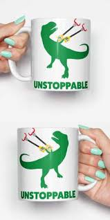 T Rex Unstoppable Meme - unstoppable dino sticker gst3300 stickers funny stickers