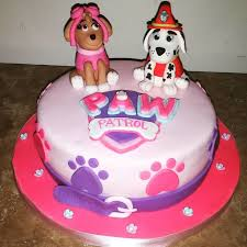 36 best paw patrol cake images on pinterest skye paw patrol cake