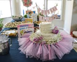 tutu baby shower cakes baby shower cake diy style