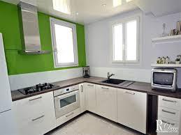 cuisine blanche et verte attractive cuisine blanche et verte 11 alg233rie drapeau arts