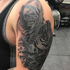 95 best grim reaper tattoo designs u0026 meanings 2018
