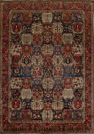 antique oriental bakhtiari rug antiques 09137ha matt camron