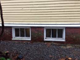 to replace a basement window
