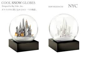 cool snow globes coolsnowglobes mini seasons set of 4 chillingly