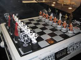 Cool Chess Sets by The Coolest Science Fiction And Fantasy Chess Sets In The World