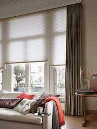 pleated blinds cork window blinds