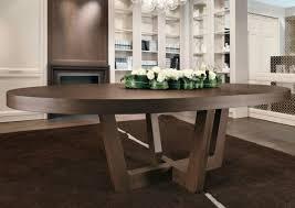 tavolo ovale legno tavoli ovali foto 18 41 design mag