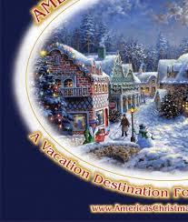 americas christmas village