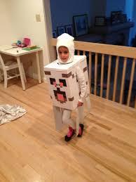 Minecraft Halloween Costume Minecraft Ghast Costume Costumes Pinterest