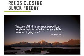 rei closes stores on black friday a knell for the