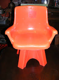 plastic swivel chair vintage 1975 child u0027s swivel chair by empire toys from e3antiques