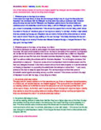 animal farm commandments adapted gcse