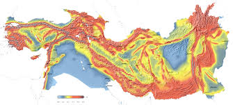 middle east earthquake zone map sed earthquakes abroad