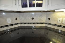 white cabinets with glass backsplash subway tiles kitchen bathroom