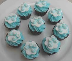 baby boy shower cupcakes cupcake decorating ideas for baby boy shower