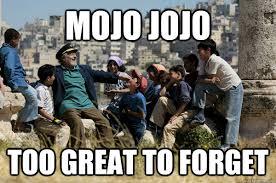 Mojo Jojo Meme - mojo jojo too great to forget old man from the 90s quickmeme