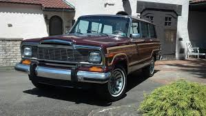 wagoneer jeep 2015 bangshift com this 1983 jeep wagoneer is cleaner than the