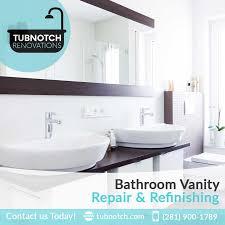 Refinish Vanity Cabinet Bathroom Vanity Refinishing