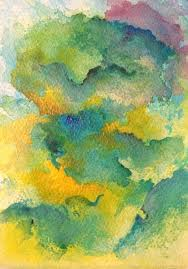acrylic over watercolor on watercolor paper u2013 create art every day