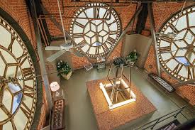 a penthouse in san francisco u0027s historic clock tower goes on the